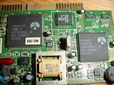 Rockwell Model F-1114H/R7 Modem Card View 2